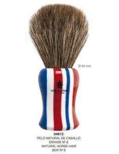 Brocha afeitar pelo natural de caballo