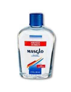 Masglo removedor de esmaltes 60 ml
