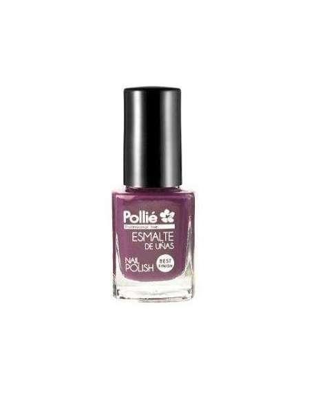 Esmalte violeta pastel