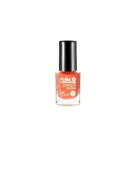 Esmalte de uñas naranja