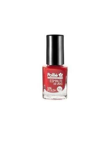 Pollié esmalte de uñas rojo pasión 12 ml