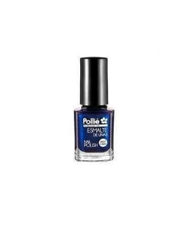 Pollié esmalte de uñas azul metalizado 12 ml