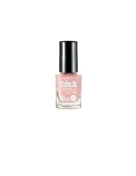 Esmalte de uñas rosa pastel
