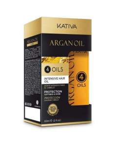 Argán oil 60 ml libre de sal