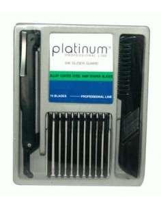 Set navaja profesional Platinium
