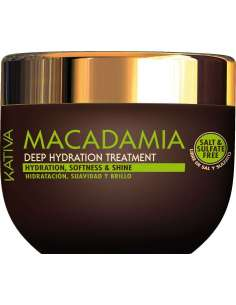 Macadamia Intensive Repair Treatment Mask 250 ml. libre de sal