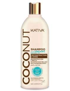 Coconut champú 250 ml