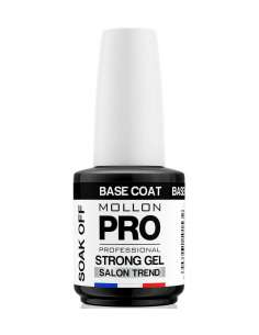 MOLLON PRO HYBRID SHINE TOP COAT