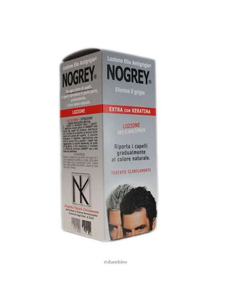 NoGrey Loción para eliminar el pelo gris