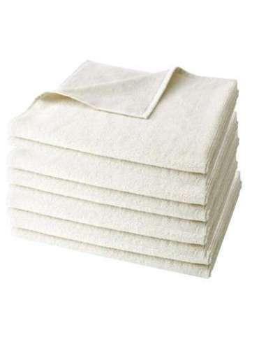 Toalla 100% algodón 50 x 90 cm