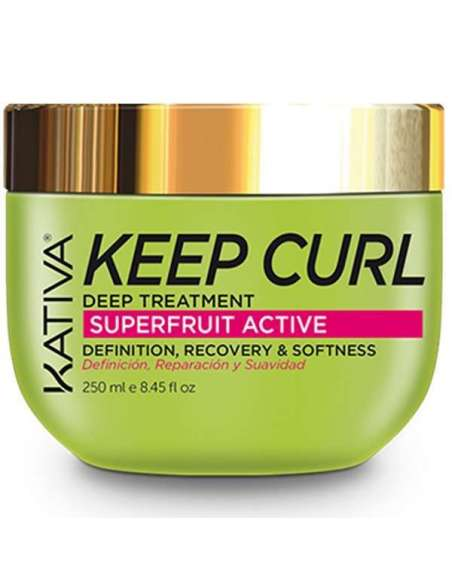 KEEP CURL TRATAMIENTO INTENSIVO 250 ML