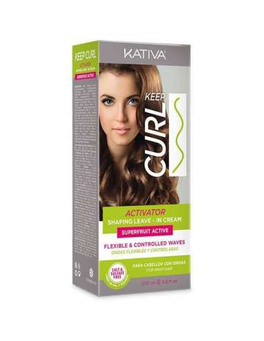 KEEP CURL ACTIVATOR 200 ML
