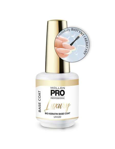 Esmalte Mollon Pro Luxury Base