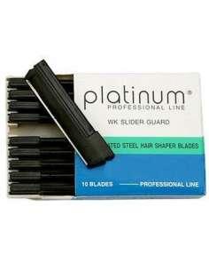 Platinium cuchillas para navaja x 10 uds.