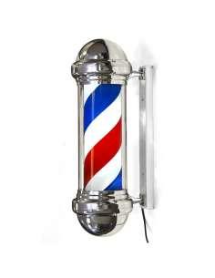 Polo barber cromado