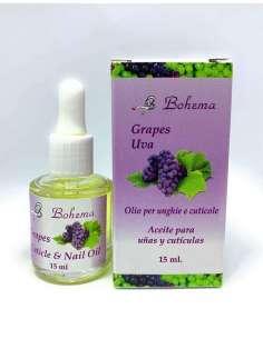 Aceite uñas y cuticula uva 15 ml