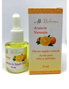 Aceite uñas y cuticula naranja 15 ml