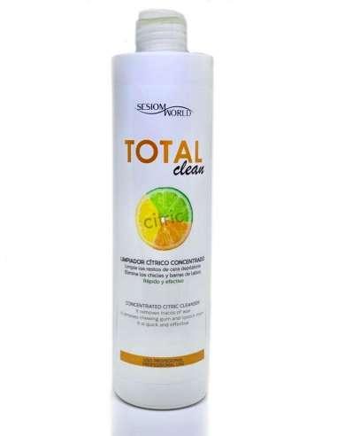 Limpiador cítrico concentrado TOTAL CLEAN 500ml sesioMWorld