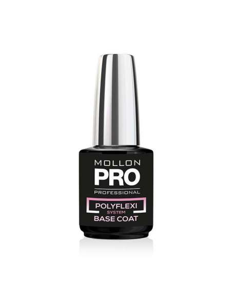 POLYFLEXI BASE COAT 12 Ml - MOLLON PRO