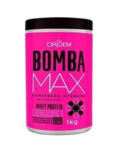 Mascarilla Hidratante Bomba Max Intensa Origem Nazca 1000 ml