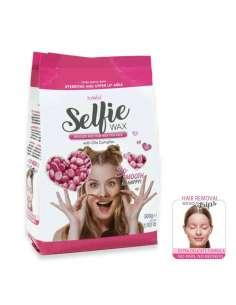 Cera para Depilar SELFIE facial italwax 500g
