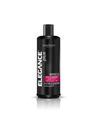 Elegance Plus Miracle Hair Shampoo, 500ml by Elegance