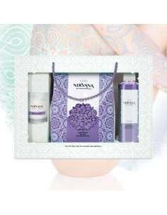 Pack Nirvana LAVANDA Aromaterapia italwax