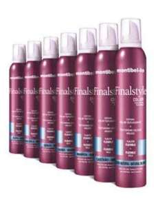 Montibel-lo Finalstyle espuma color 320 ml