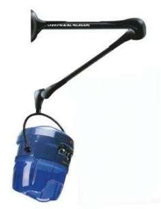 Secador de pelo Parlux standard con brazo