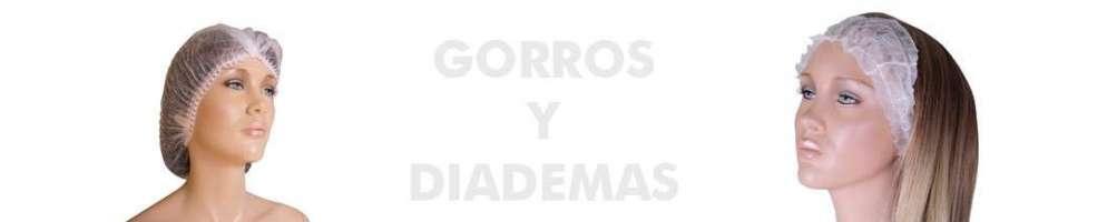 GORROS Y DIADEMAS