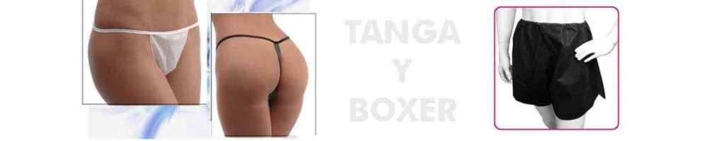 TANGA Y BOXER