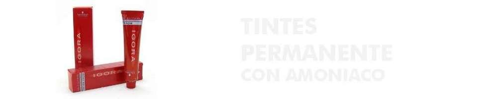 TINTE PERMANENTE